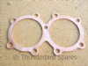 Cylinder Head Gasket, Triumph 650 Twin,Thick Type, Copper, 1963-73, 70-4547/080